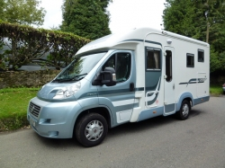 SOLD - 2010 Autotrail Excel 640G - SOLD