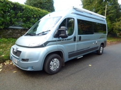 SOLD - 2012 AUTOSLEEPER SUSSEX - SOLD
