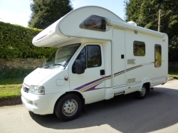 SOLD -  2006 Swift Sundance 590 RL Lifestyle - SOLD