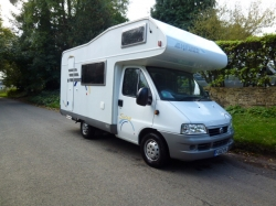 SOLD - 2002 Hymer C544K Swing - SOLD