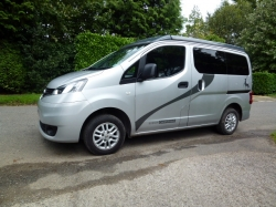 NEW ARRIVAL - 2013 Sussex Campercar Nissan NV200