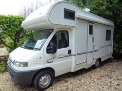 TO CLEAR - 2002 Elddis Sunseeler 45