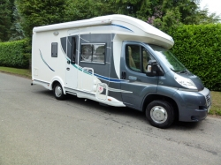 SOLD - 2013 CHAUSSON SUITE MAXI - SOLD