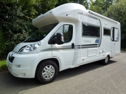 NEW ARRIVAL - Autosleeper Cotswold