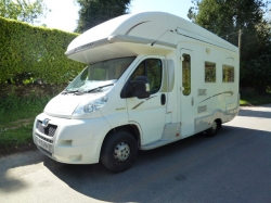 2008 Autosleeper Sigma - SAVE £3,000
