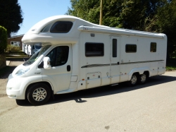SOLD - 2008 Bessacarr E769 - SOLD