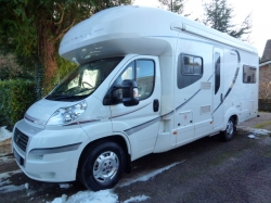 SOLD - 2013 Auto-trail Apache 700SE - SOLD