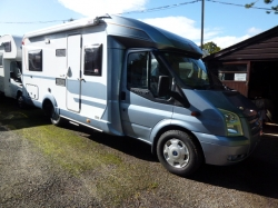 SOLD - 2010 Burstner Nexxo T660 - SOLD