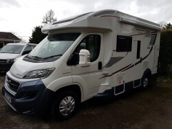 SOLD - 2017 ROLLERTEAM T-LINE 590 AUTOMATIC - SOLD