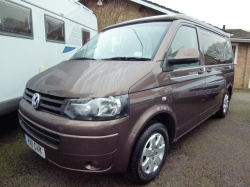 NEW ARRIVAL - 2011 VW AUTOSLEEPER TROOPER AUTOMATIC