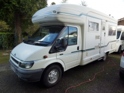 2003 Autosleeper Rienza - SAVE £1,000