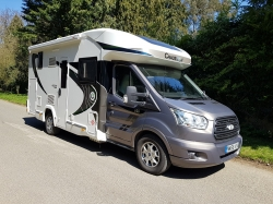 NEW ARRIVAL - 2019 CHAUSSON WELCOME 630