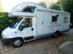 NEW ARRIVAL -  2003 Swift Sundance 630L