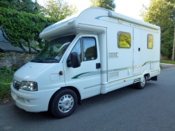 NEW ARRIVAL - 2005 Bessacarr E450