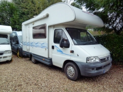 NEW ARRIVAL - 2002 ROLLERTEAM ARABELLA - PART EX TO CLEAR