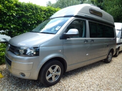 NEW ARRIVAL - 2013 VW AUTOSLEEPER TOPAZ