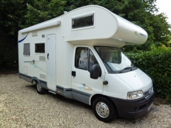 SOLD - 2006 CHAUSSON WELCOME 9 - SOLD