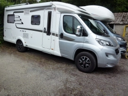 NEW ARRIVAL - 2016 HYMER EXSIS T588
