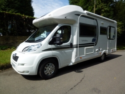 2010 Autosleeper Cotswold