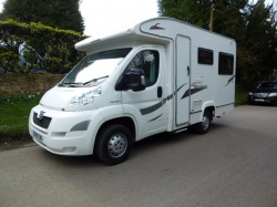 SOLD - 2010 Elddis Autoquest 120 - SOLD