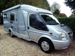 SOLD - 2008 HYMER VAN 572 - SOLD