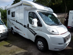 2013 Dethleffs Sunlight T57 (2 of these models available)