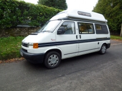 NEW ARRIVAL - 1997 VW Autosleeper Topaz