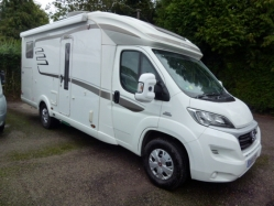 SOLD - 2015 HYMER TRAMP T614 CL - SOLD