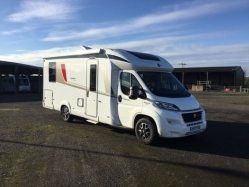 SOLD - 2017 BURSTNER LYSEO T744 - SOLD