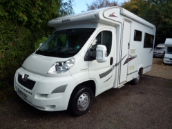 SOLD - 2009 ELDDIS AUTOQUEST 140 - SOLD