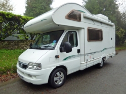 SOLD - 2004 BESSACARR E435 - SOLD