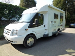 2008 HOMECAR 22 - SAVE £3,000