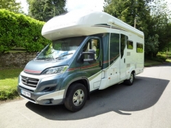 2015 AUTO-TRAIL APACHE 634U - SAVE £3,000