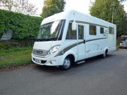 NEW ARRIVAL - 2014 HYMER STARLINE B690 SL