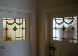 Commission Stained Glass Leaded Panels