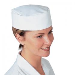 White polycotton skull cap (DG06)