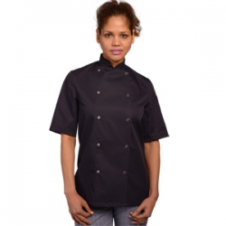 Dennys lightweight short sleeve black (DD08CS)