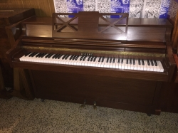 Knight K15 Small 7 Octave Upright Piano
