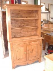 Old Wood Dresser