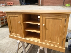 Hand Made TV Unit