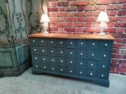Old Multi-Drawer with 32 Drawers