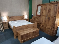 Rustic Plank range of bespoke pine furniture