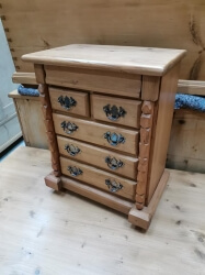 Miniature Apprentice Chest of Drawers - SOLD