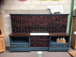 The Ultimate Apothecary Drawered Unit - SOLD