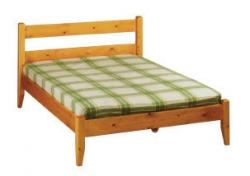 Boston modern shaker bed