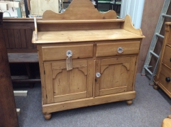 Victorian Pine Sideboard