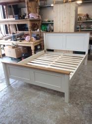 Pine - Shaker Bed