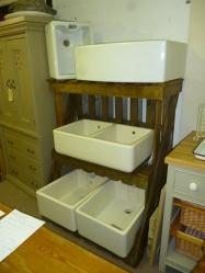 Ceramic Belfast Sinks
