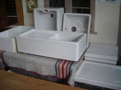 Kitchen Belfast / Butler Ceramic Sinks