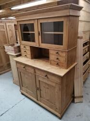 Antique Pine Dutch Dresser